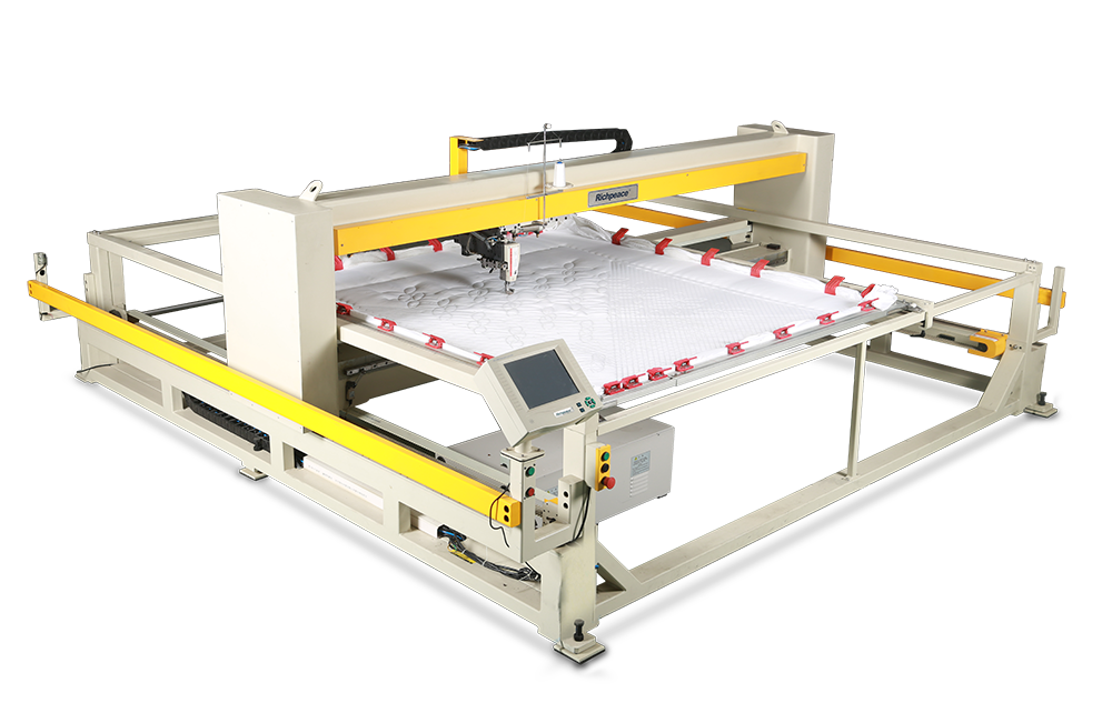 框式电脑绗缝机(升降机头)