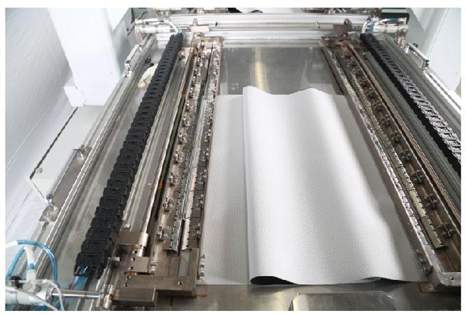 富怡全自动汽车专用双工位缝纫机