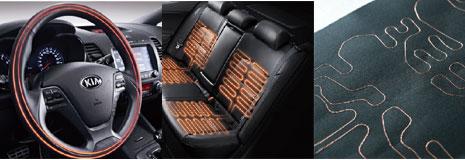 富怡汽车专用电脑布线机-左右自动收送料结构应用范围