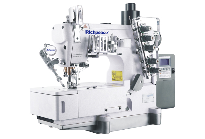 RP562E3电脑一体直驱平台式绷缝机