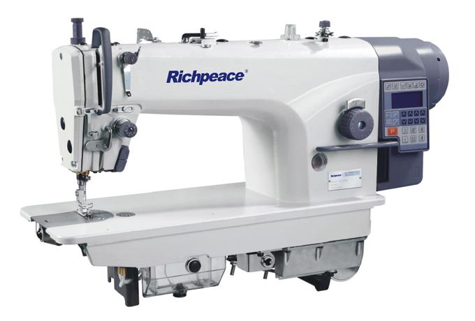 RP952E4一体型微油自动剪线(针送料/齿送料)平缝机