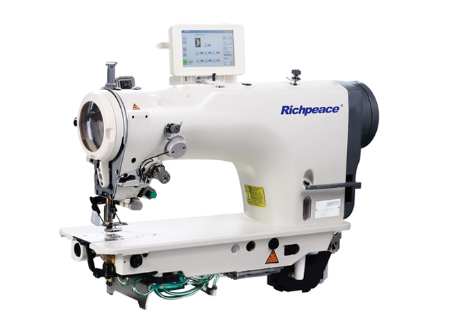 RP2297 电脑直驱高速单针曲折缝缝纫机