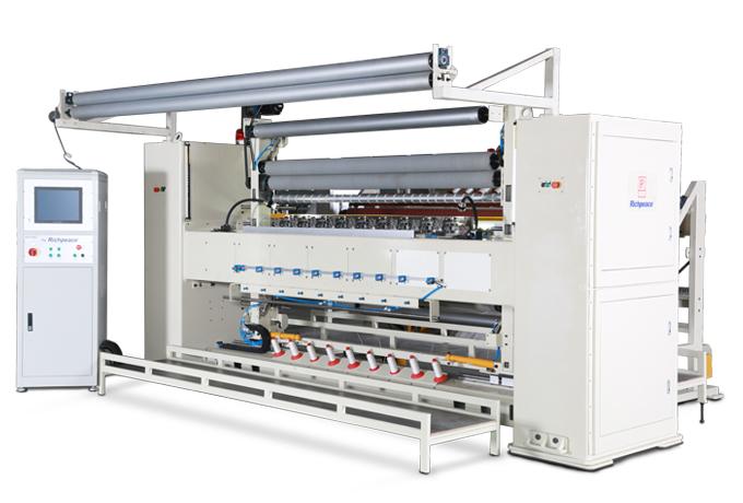 L2800高速多针绗缝机