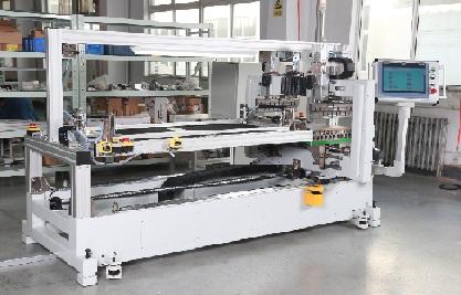 防护服超声波焊接机
