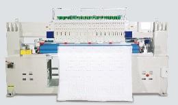 医疗床单、隔离垫的多针绗缝、超声波绗缝绗绣机