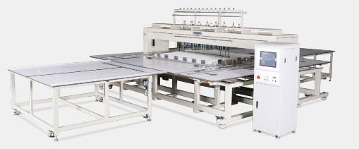 医疗床垫绗缝机