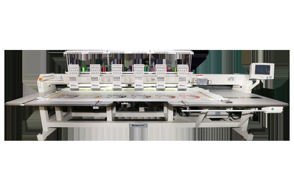 富怡电脑精密绣花机: RPCE-FN-6·9-275(550+40)X680-B