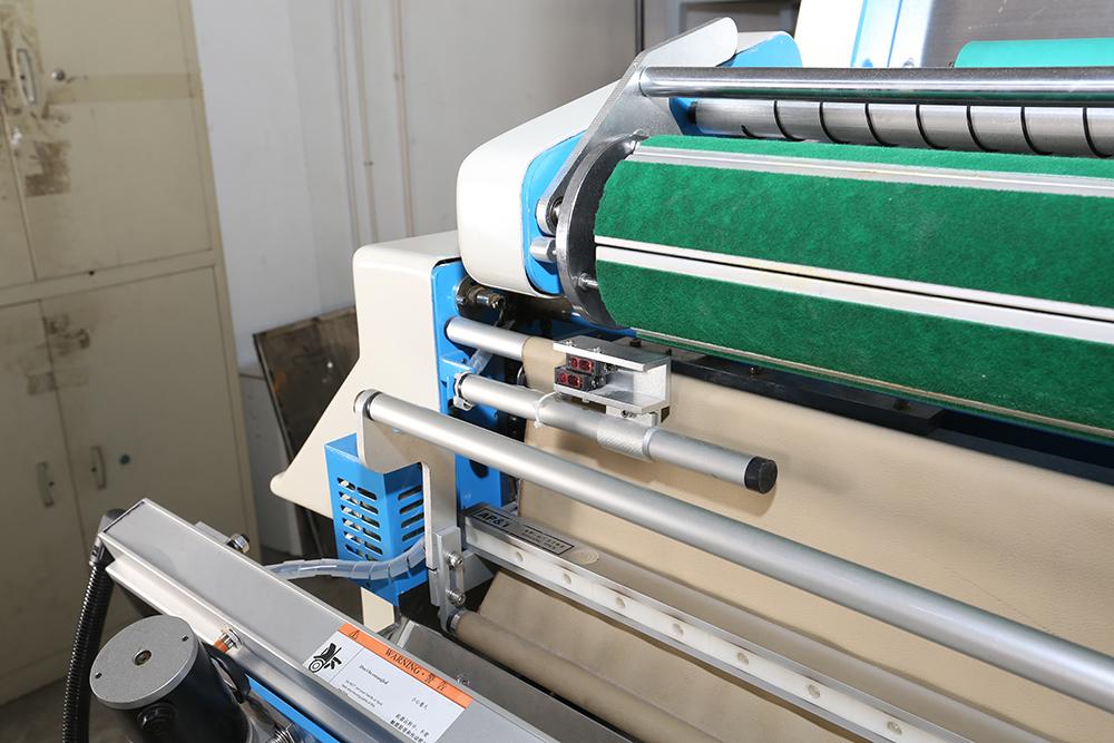 富怡全自动针织专用铺布机