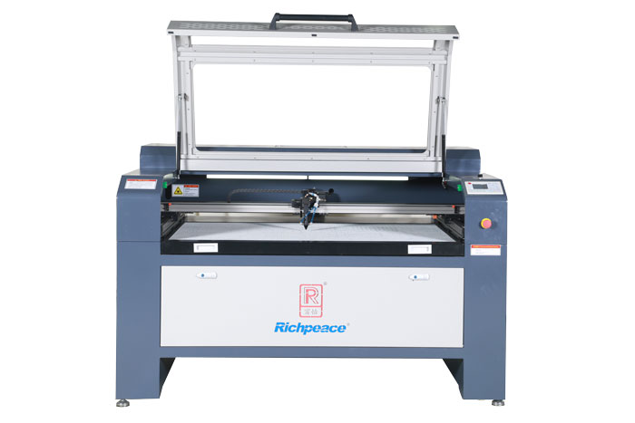 Richpeace laser engraving and cutting machine