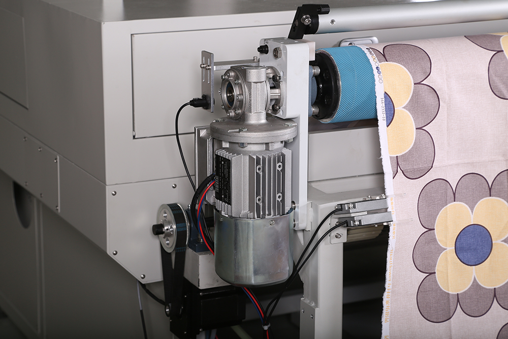 富怡大幅面摄像定位激光切割系统