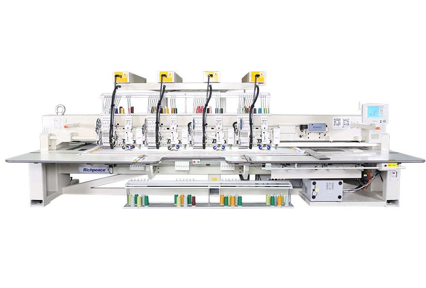富怡电脑五合一绣花机 RPCE-MCL-2·9-680X680-B-LT, LS