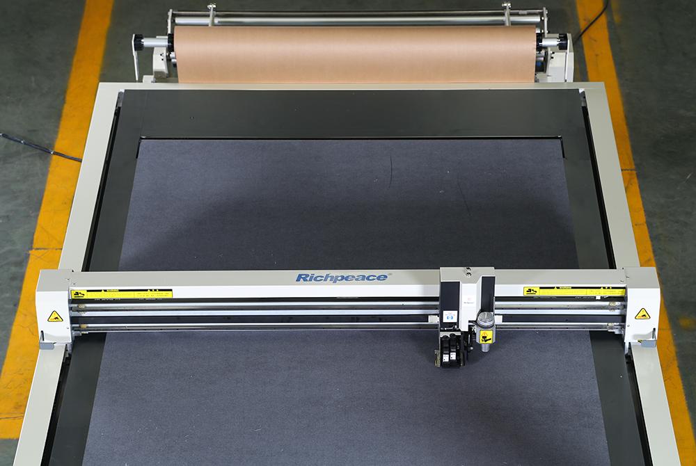 富怡三合一电脑裁床