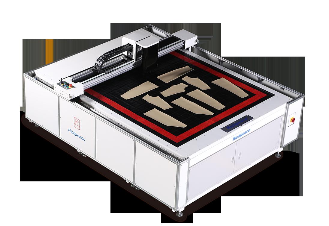 富怡超大面积电脑裁床