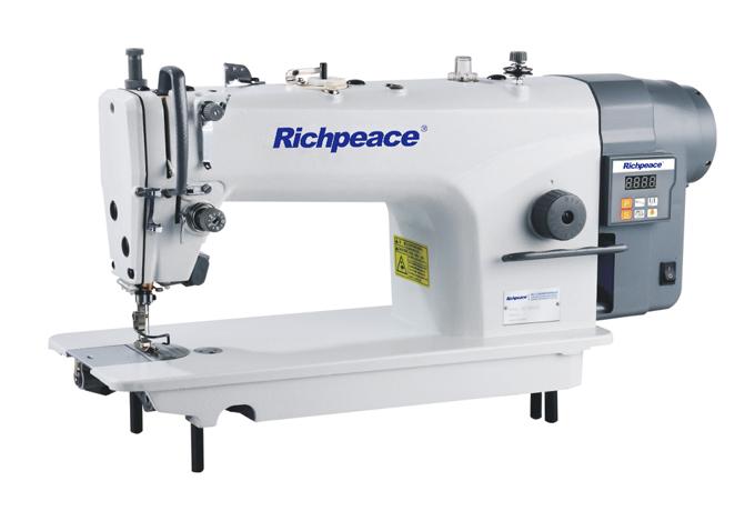 RP8880E1一体型自动剪线平缝机(直驱/直驱单剪线)