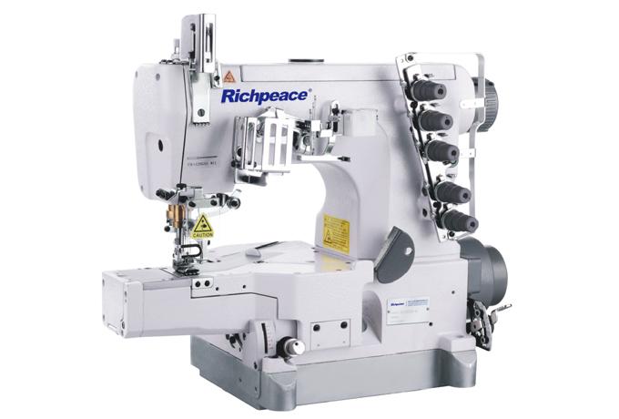 RP662D电脑一体筒式绷缝机