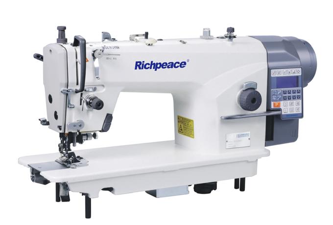 RP5200E3一体型自动剪线平缝机侧切刀