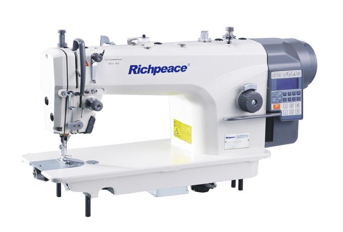 RP896A系列一体型自动剪线平缝机