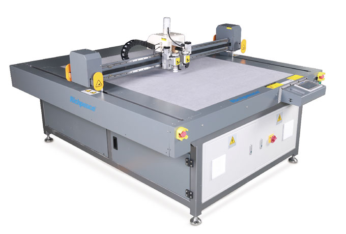富怡包装盒专用平板切割机