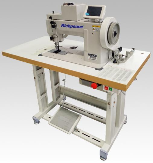 RP266-102D厚料极粗线单/双针花样缝纫机