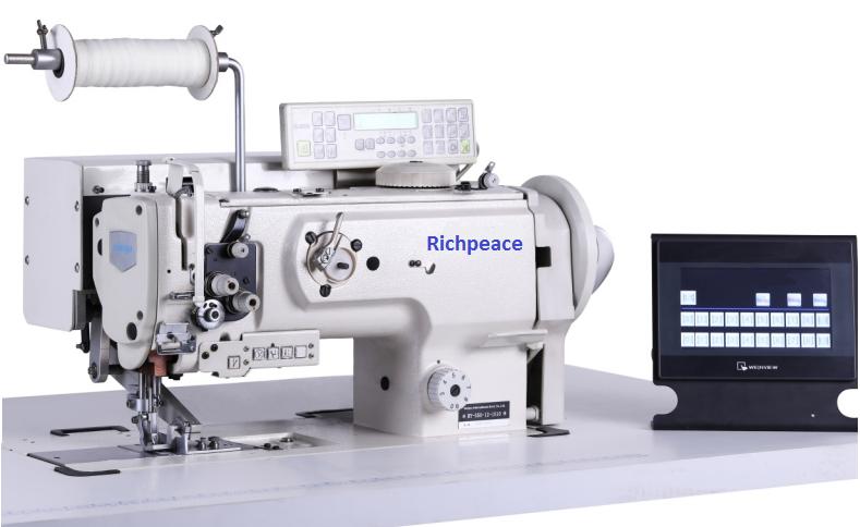RP550-12-1510程控差动皱拢拼合缝纫机