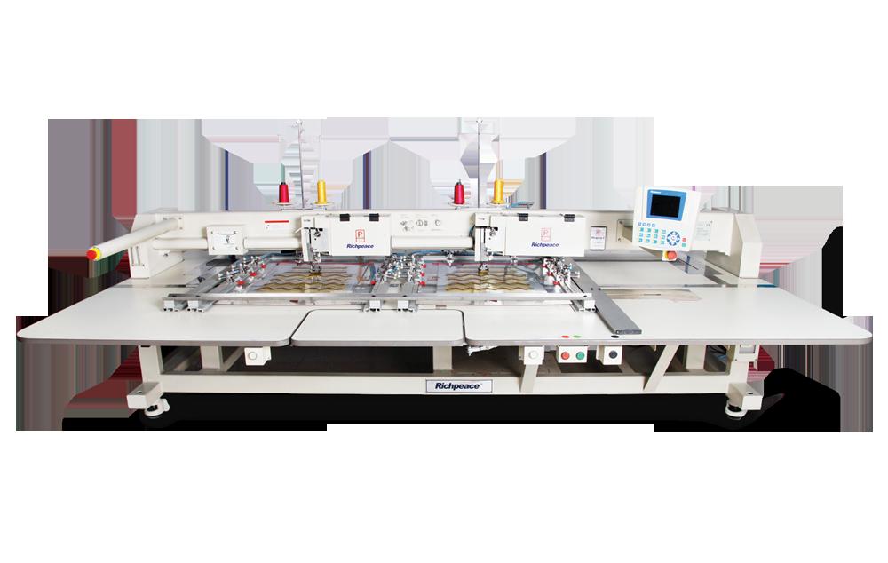 全自动多头桥式缝纫机