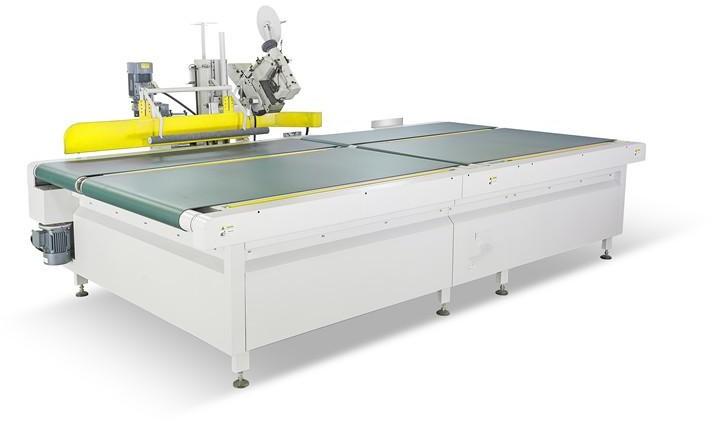 RP-Z5重型床垫自动围边机
