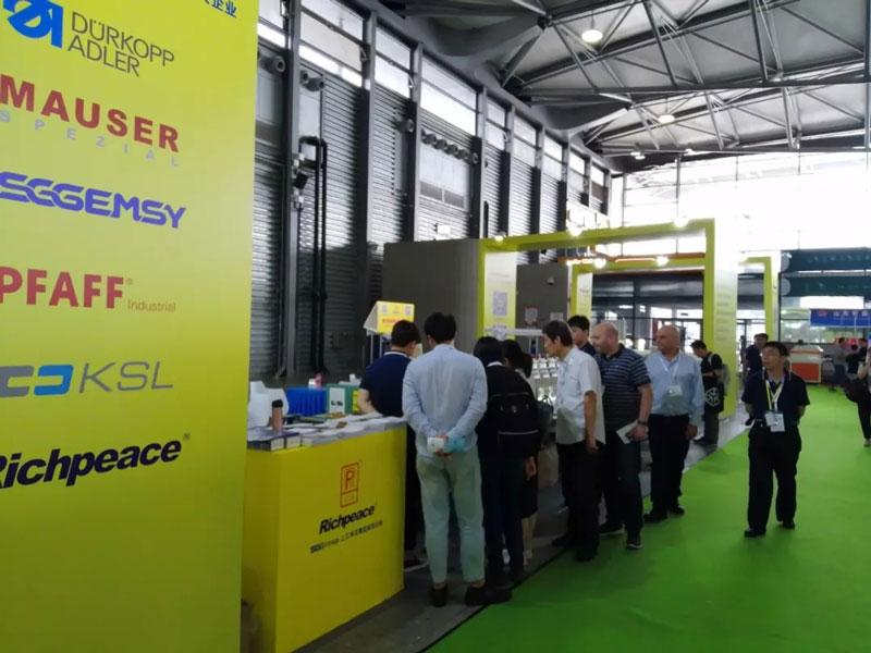 【展会动态】亚洲运动用品技术展展会盛况