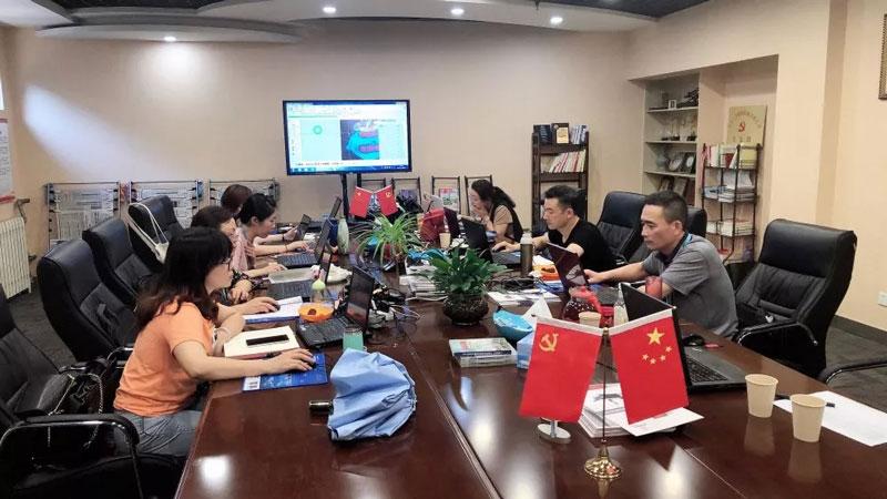 热烈欢迎全国纺织服装专业院校师生莅临上工富怡交流学习!!!